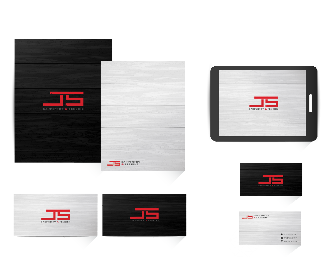 Black Sheep - Projects - JS Carpentry - Branding